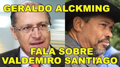Veja o que o governador de São Paulo fala sobre o apóstolo Valdemiro Santiago