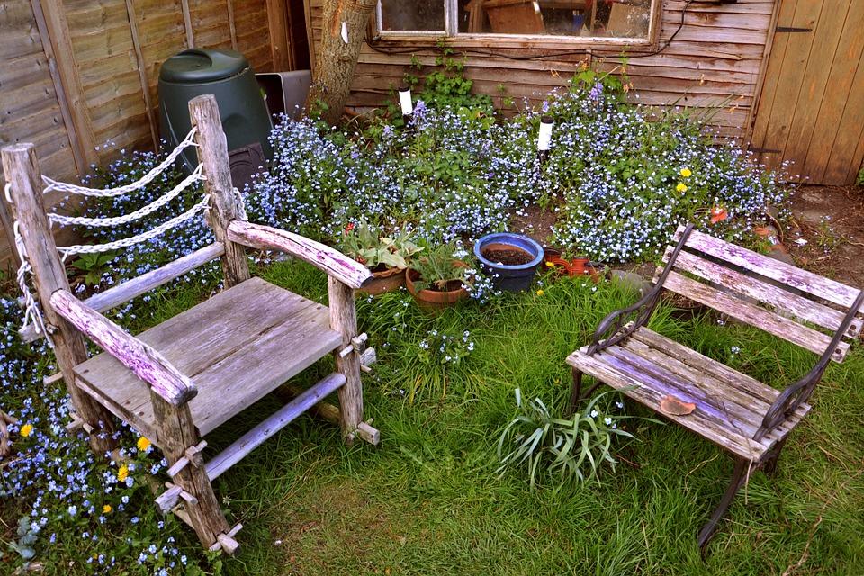 Muebles para el jard n for Muebles el jardin
