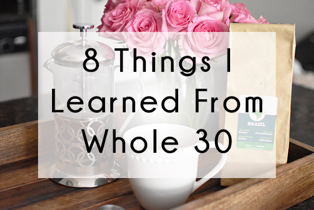 whole 30 alum things I learned from whole 30