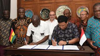 Kerjasama Pemerintah Ghana - PT Pindad