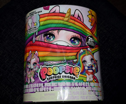 Poopsie Surprise Unicorn **REVIEW**