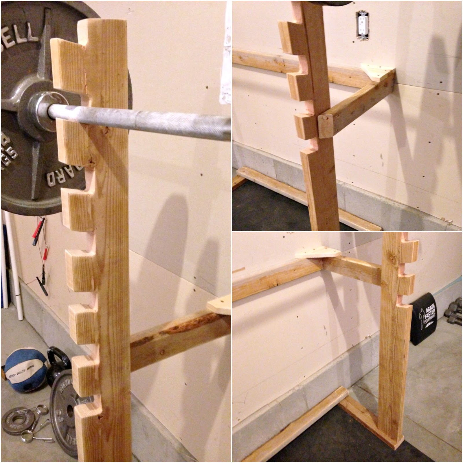 Diy Garage Gym Equipment Diy Crossfit Garage Gym Part 2 Fitness