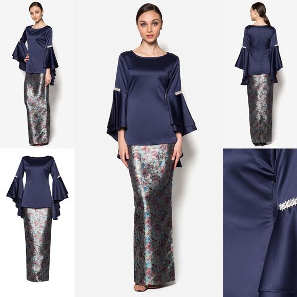 Design Baju Raya Artis : Gambar fesyen jubah terkini newhairstylesformen