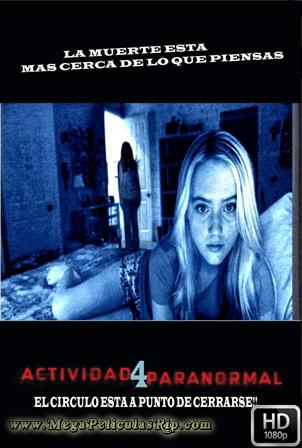 Actividad Paranormal 4 [1080p] [Latino-Ingles] [MEGA]