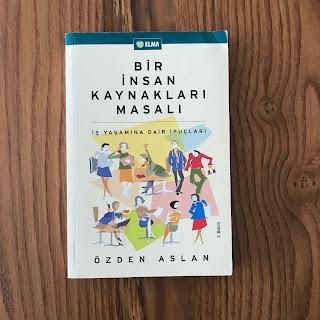 Bir Insan Kaynaklari Masali - Is Yasamina Dair Ipuclari