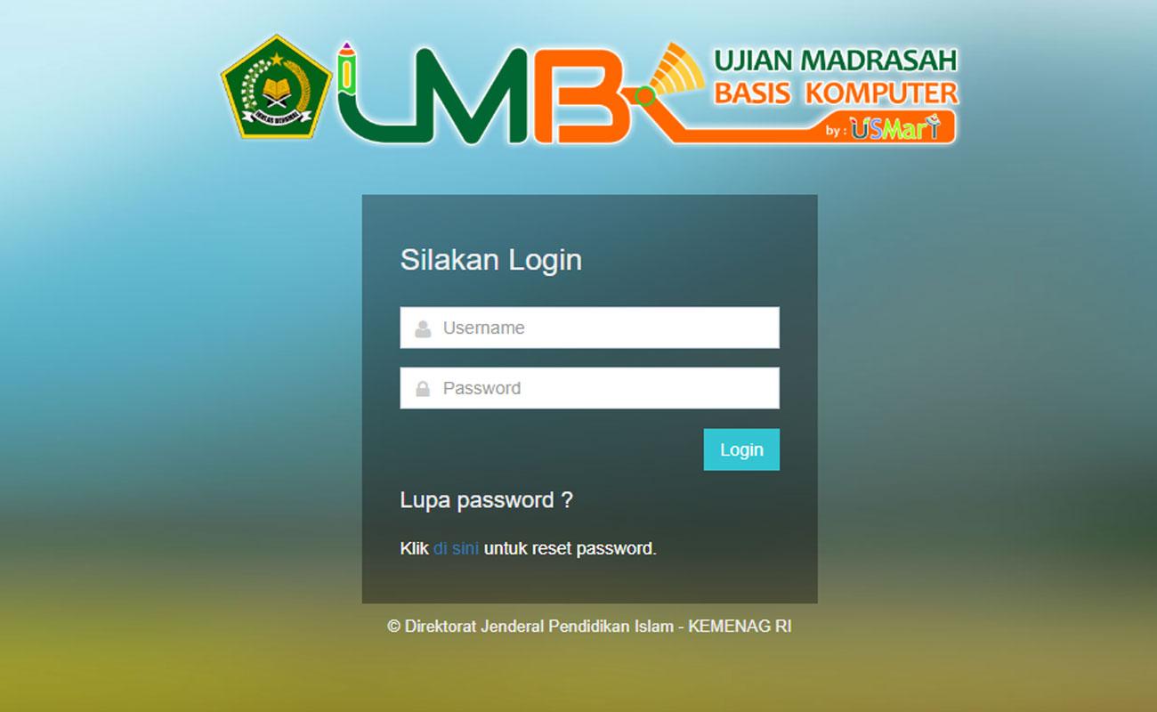 Supaya Server UMBKS MI Bisa Diakses Siswa / Client Pake HP
