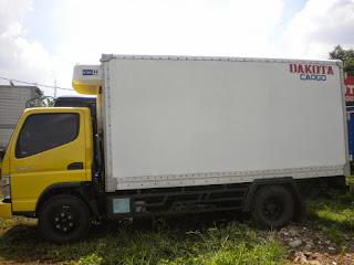 truck box freezer