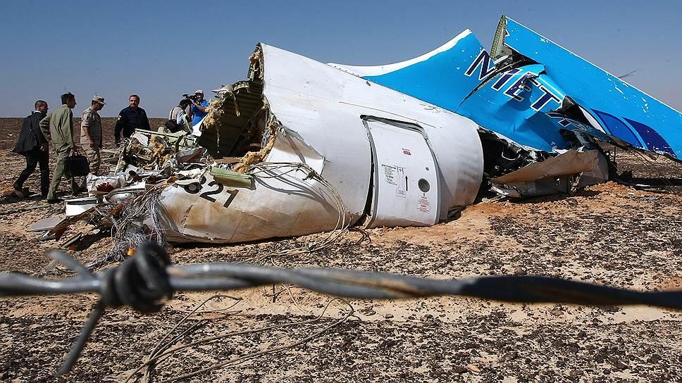 фото разбитого самолета мае египтом видео