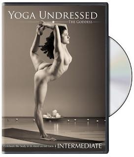 Naked Sport. Yoga.