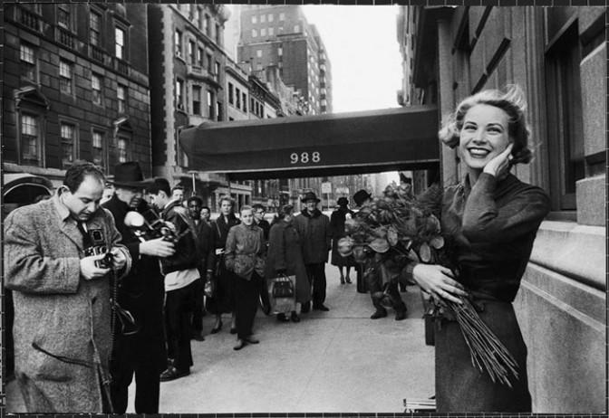 Grace Kelly, foto di Lisa Larsenche