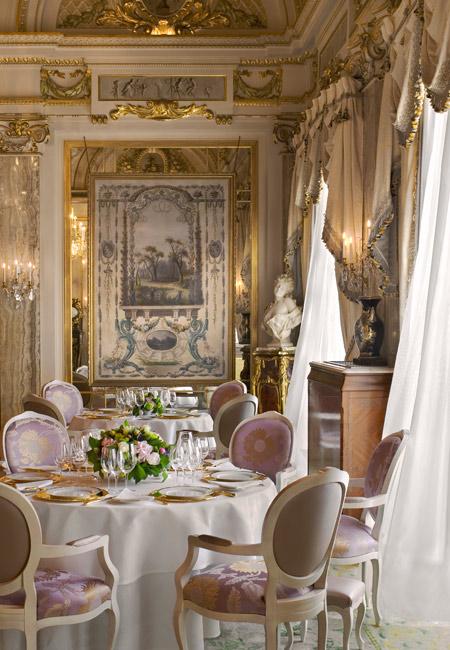 Louis XV Restaurant ALAIN DUCASSE À L' HÔTEL DE PARIS