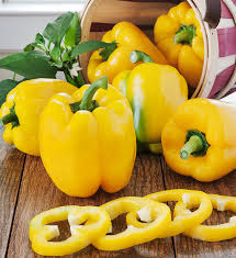 Top 9 Benefits Of Yellow Peppers for Health - Healthy T1ps