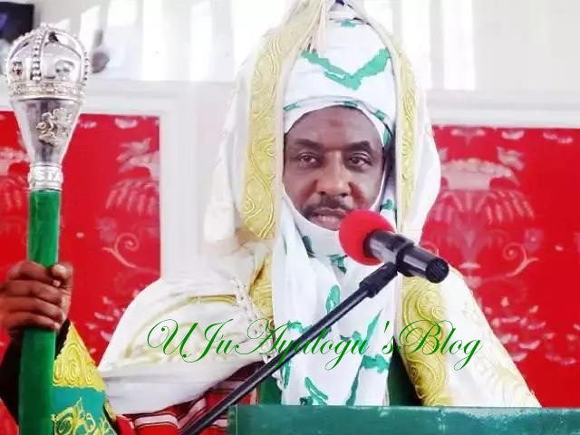 Ministers, governors, traditional rulers should go for drug test – Sanusi