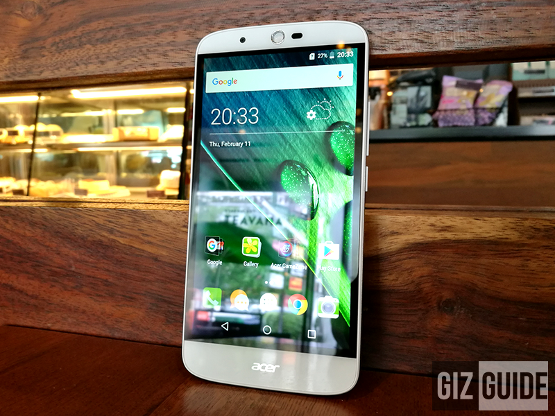 Acer Liquid Zest Plus review!
