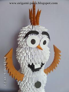Jak zrobić Olafa z bajki?