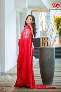 Tamil Actress Meena At We Magazine Latest Photoshoot