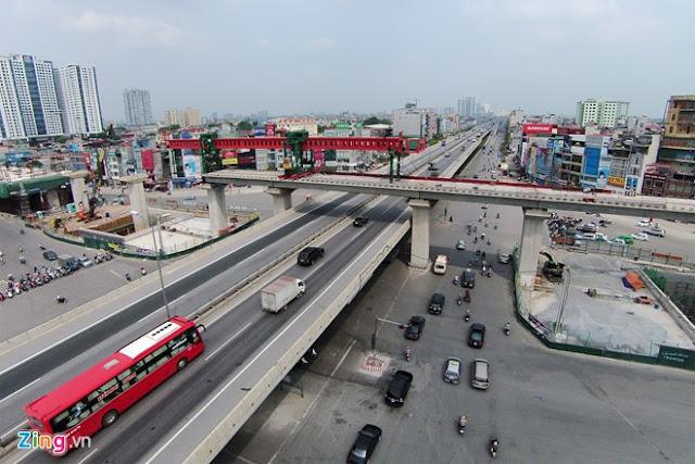 Hạ tầng đồng bộ đi kèm sự bùng nổ các dự án phía Tây nam thủ đô