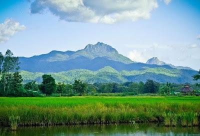 Keadaan Alam Negara Thailand