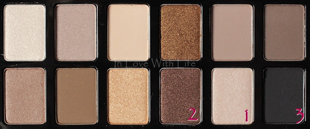 Maybelline New York - THE NUDES Palette