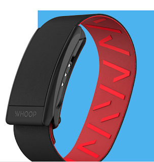 WHOOP fitness band