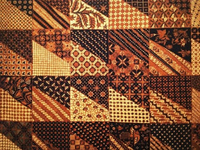 Batik Solo motif Pamiluto