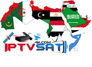m3u playlist iptvsat4k arabic channels 22.03.2019