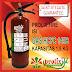 Alat Pemadam Api Gas 1,5 Kg – Pemadam Kebakaran