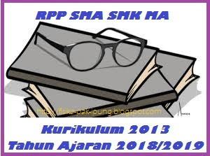 RPP Sosiologi Kelas X XI XII Kurikulum 2013 Revisi 2018