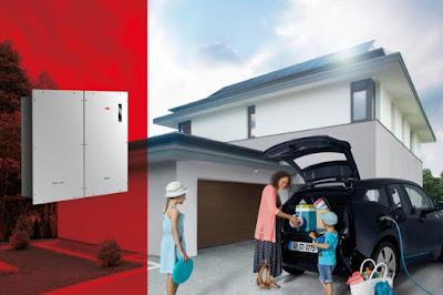 La nova bateria d'ABB per autoconsum a la llar