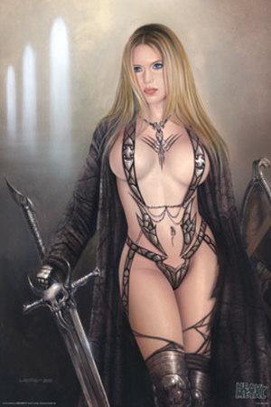 dark fantasy porn