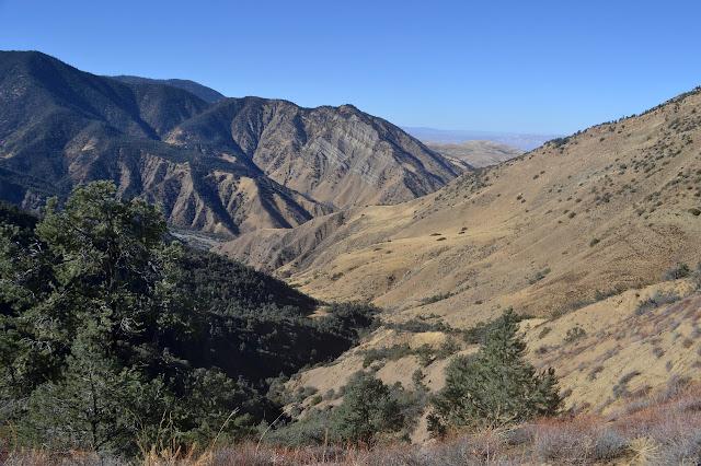 San Emigdio Canyon