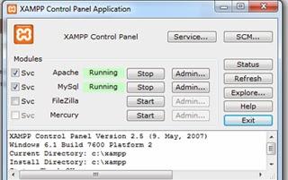 kali ini saya akan membagikan kepada anda  Cara Terlengkap Instalasi XAMPP pada OS Windows 7