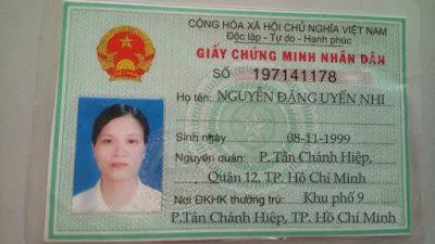 Share PSD CMND nu chuan