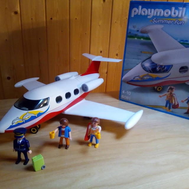 playmobil 4-10 Summer Fun