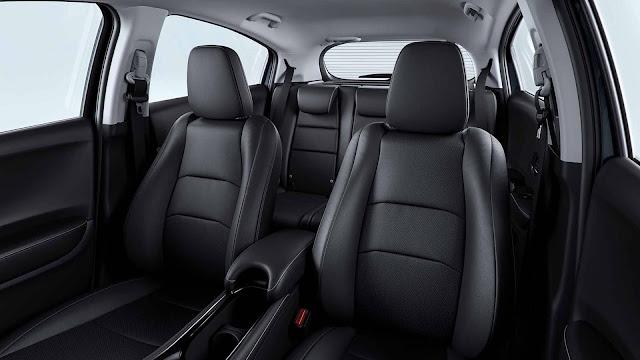Honda HR-V EXL 2019 - interior