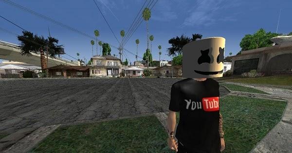 Ucok Pengen Jadi Marshmello (DYOM) | GTAind - Mod GTA Indonesia