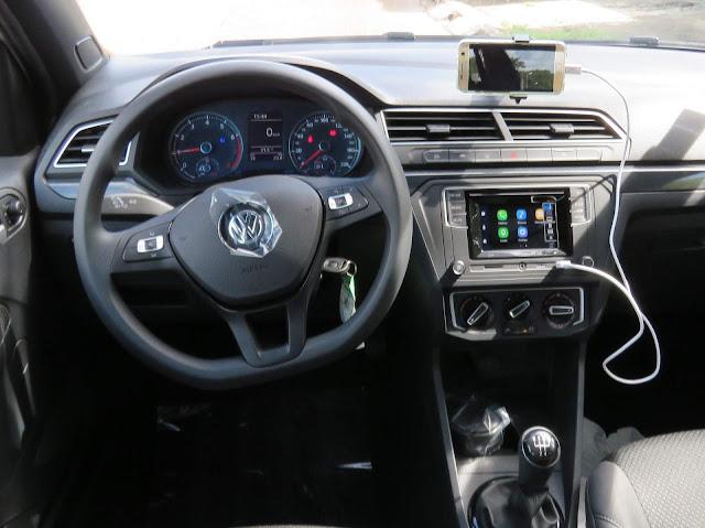 VW Gol Track 2017