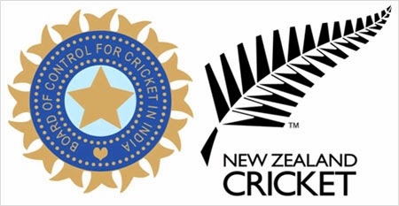 New Zealand Vs India 4th ODI