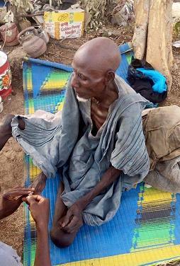 80 year old man rescued boko haram