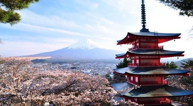 Profil Negara Jepang Keadaan Alam, Budaya, Perekonomian, Penduduk dan Bentuk Pemerintahan