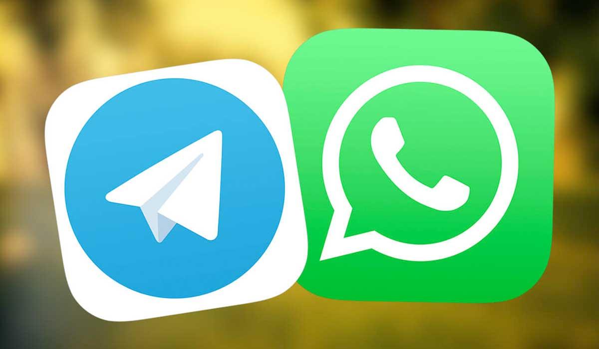 5 funciones de Telegram que no tiene WhatsApp