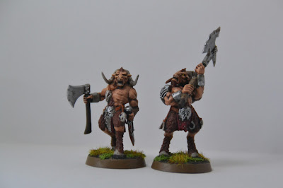 Beastmen Age of Sigmar Warhammer