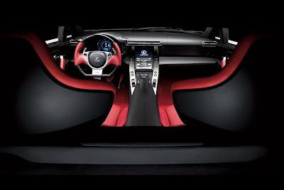 Lexus Lfa Pink