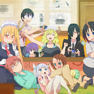Kobayashi-san Chi no Maid Dragon Subtitle Indonesia Batch