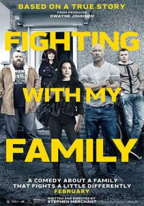 Fighting With My Family 2019 Full English Movie Download BRRip 720p
