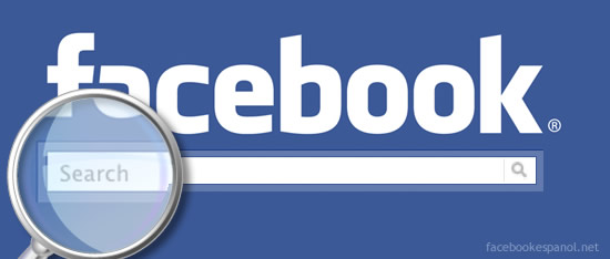 Búsqueda avanzada en Facebook