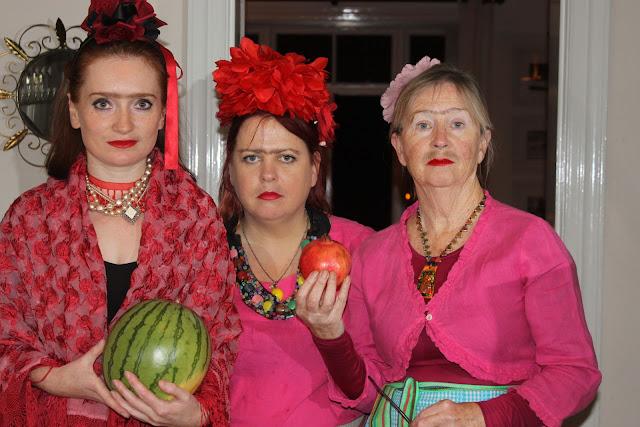Fridas,  msmarmitelover's Frida Kahlo supperclub