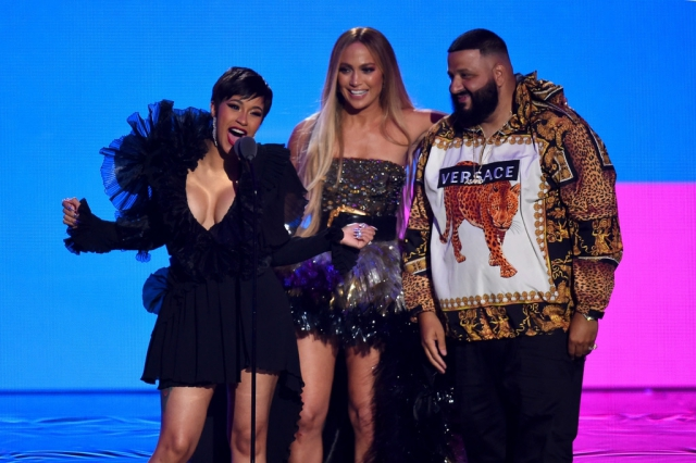 Cardi B se llevó tres premios en los MTV Video Music Awards