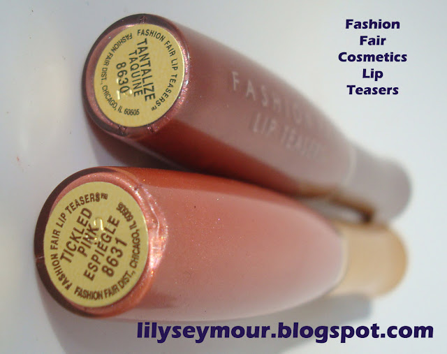 Fashion Fair Lip Gloss