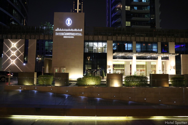 InterContinental Dubai Marina - recenzja hotelu